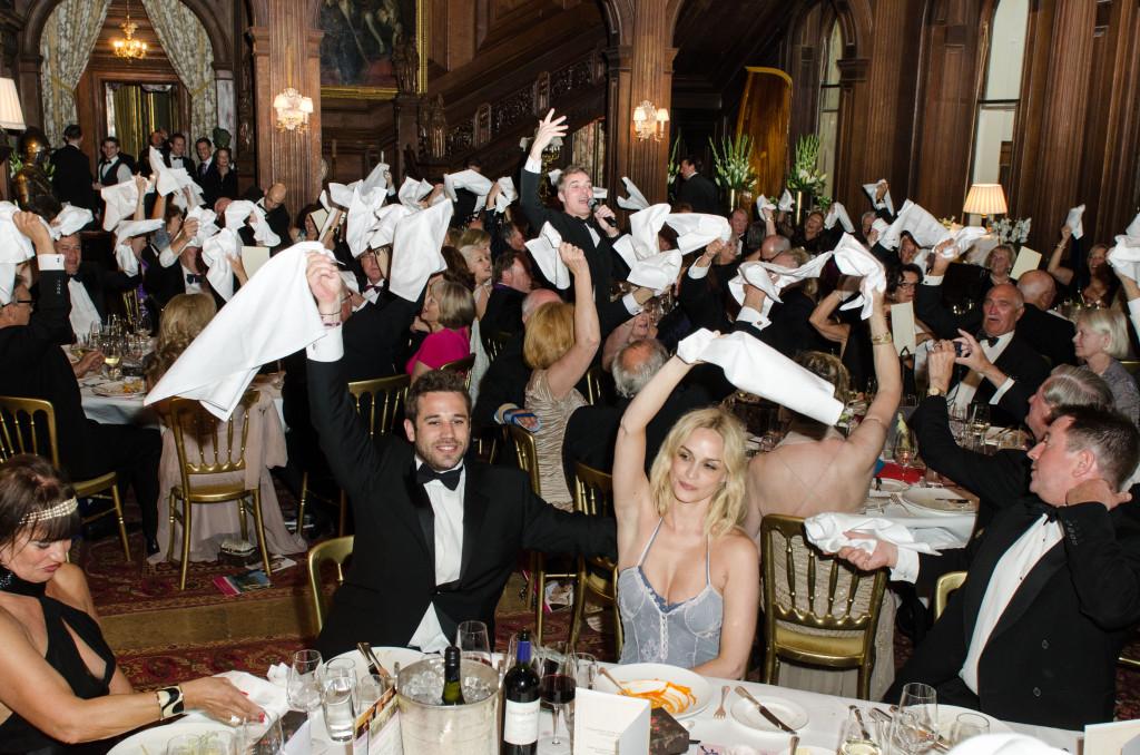 Cliveden, Berkshire charity dinner