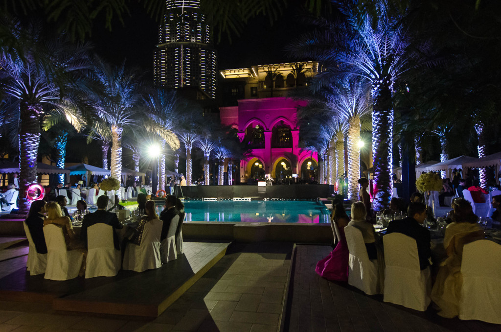 Dubai Palace Hotel-Ball
